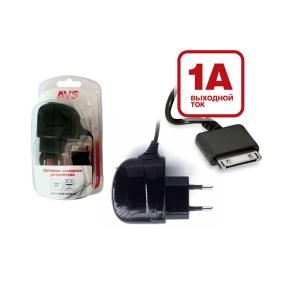 Сетевое зарядное устройство AVS для Samsung Galaxy Tab TGT-102 / A80528S