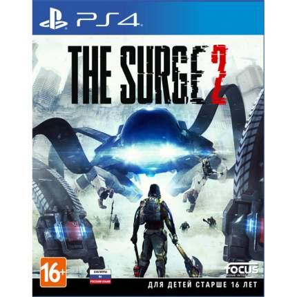 Игра The Surge 2 для PlayStation 4