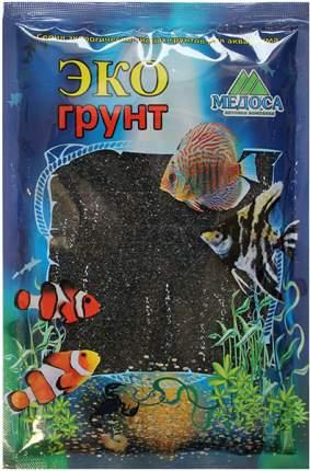 Грунт для аквариума ЭКОгрунт Черный блестящий 500039 1 кг