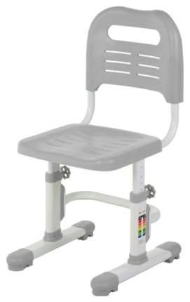 Детский стул FunDesk SST3L (цвет каркаса: белый, цвет товара: серый)