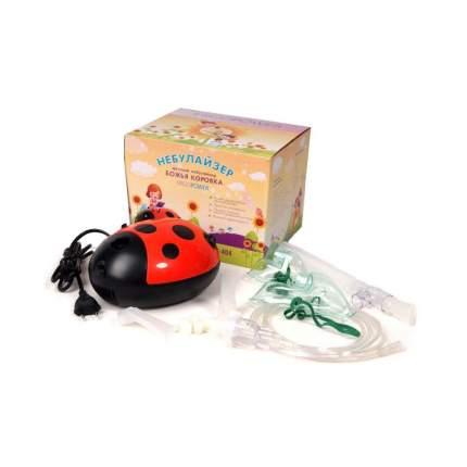 Небулайзер ErgoPower ER-404 компрессорный божья коровка детский