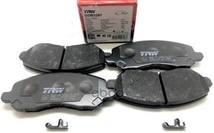Тормозные колодки TRW/Lucas GDB3287