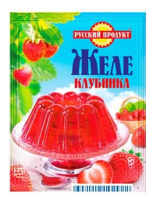 Желе быстрого приготовления Русский Продукт клубника 50 г
