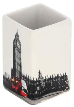 Стакан для зубных щеток Рыжий Кот Лондон 2902