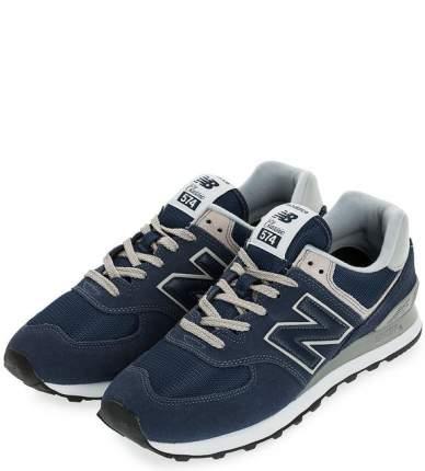 Кроссовки мужские New Balance ML574EGN/D синие/серые 39.5