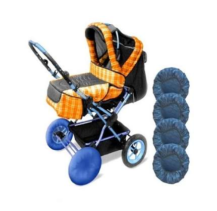 Чехлы на колеса для коляски Be2Me