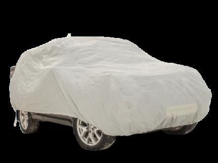 Тент чехол для автомобиля, НОРМА плюс для Fiat 500