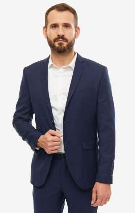 Пиджак мужской Jack & Jones 12141107 синий 50 EU