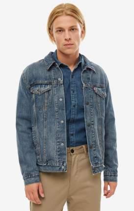 Джинсовая куртка мужская Levi's 7289000030 синяя M