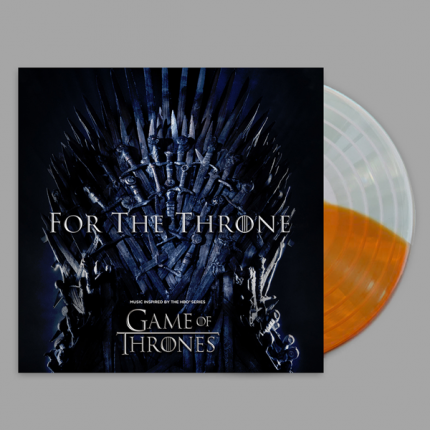 Soundtrack For The Throne: Game Of Thrones (Coloured Vinyl)(LP)