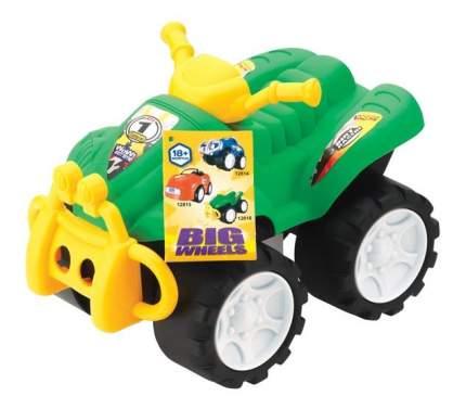 Машинка воротилы Keenway зеленая
