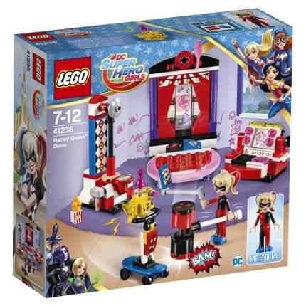 Конструктор LEGO DC Super Hero Girls Дом Харли Квинн (41236)