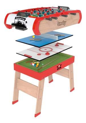Игровой стол Smoby 640001 4 в 1
