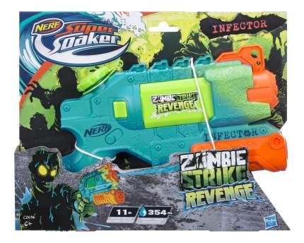 Нерф супер сокер зомби страйк инфектор c0694