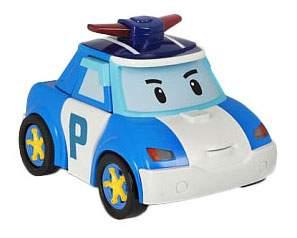 Робот-трансформер Robocar Poli на радиоуправлении (Управляется в форме робота) 83185