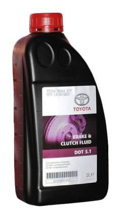Тормозная жидкость Toyota 1л