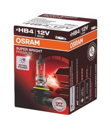 Лампа галогенная OSRAM 80W P22d 69006SBP