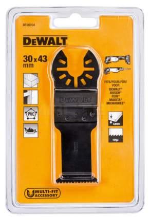 Погружное полотно по дереву для реноватора DeWALT DT20706-QZ