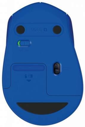 Беспроводная мышка Logitech M280 Blue (910-004294)