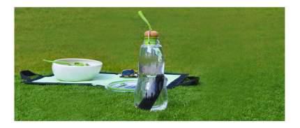 Эко-бутылка Black+Blum с угольным фильтром Eau Good лайм