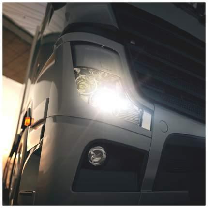 Лампа галогенная автомобильная OSRAM Н4 24V 75 70W (64196TSP)