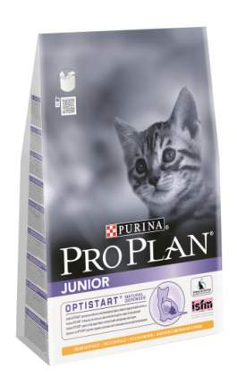 Сухой корм для котят PRO PLAN Junior, курица, 3кг