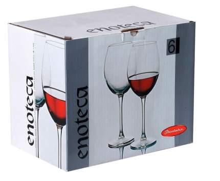 Набор бокалов Pasabahce enoteca для красного вина 590 мл 6шт