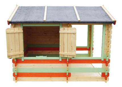 Игровой домик Paremo Oливия в цвете