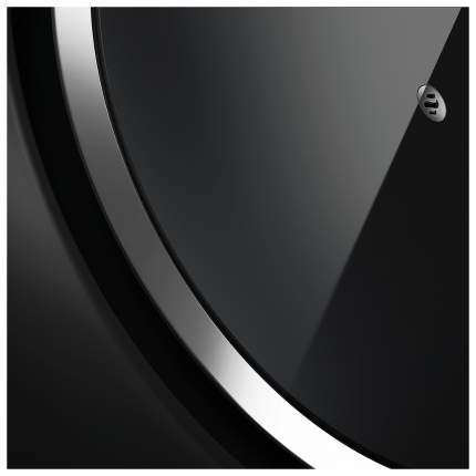 Вытяжка наклонная Elica Loop F/75 Black/Silver