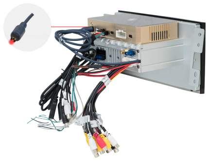 Штатная магнитола RedPower 31003G IPS