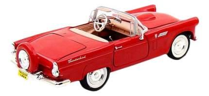 Коллекционная модель MotorMax 1956 Ford Thunderbird, красная