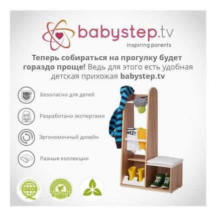 Шкаф детский Babystep Праздник 1050 с обувницей