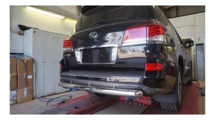 Защита заднего бампера Can Otomotiv для Lexus LE57.55.1574