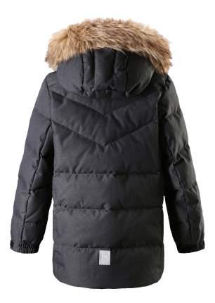 Куртка детская Reima Jussi графитовая для мальчика р.122