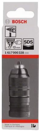 Быстрозажимной патрон для дрели, шуруповерта BoschGBH 2-24DFR,PBH 240 1617000328
