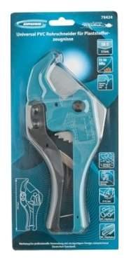 Ножницы для резки пластиковых труб из ПВХ GROSS универсальные D-42 мм