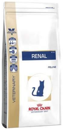 Сухой корм для кошек ROYAL CANIN Renal, при заболевании почек, птица, 0,5кг