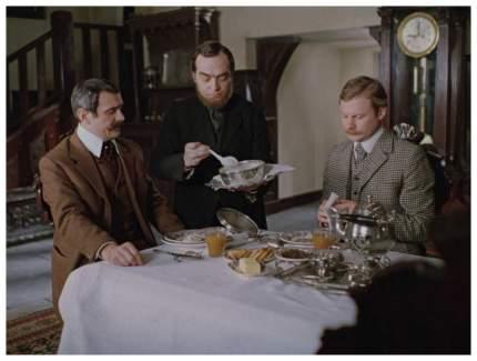 BLU-RAY-видеодиск Приключения Шерлока Холмса и доктора Ватсона: Собака Баскервилей
