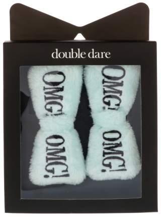 Заколки для волос Double Dare OMG! Белые 2 шт