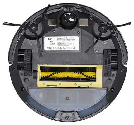 Робот-пылесос Kitfort  КТ-519-4 Brown
