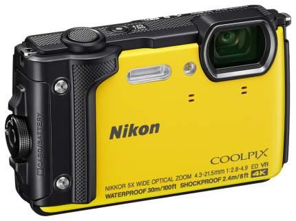 Фотоаппарат цифровой компактный Nikon COOLPIX W300 Yellow