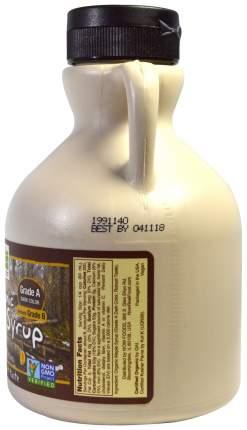 Сироп NOW Organic Maple Syrup 473 г клен