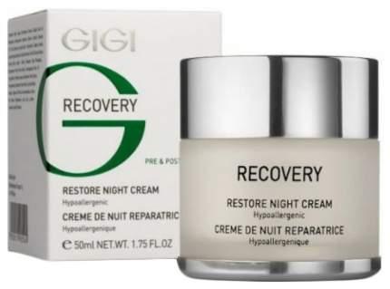 Крем для лица GIGI Восстанавливающий ночной крем Recovery 50 мл