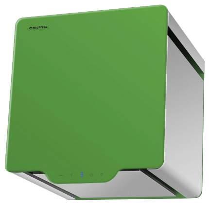 Вытяжка подвесная MAUNFELD Box Quadro 40 Green
