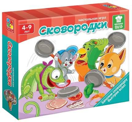 Настольная игра Vladi Toys Сковородки VT2309-09