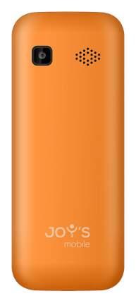 Мобильный телефон JOY'S S6 Оранжевый