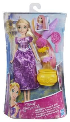 Кукла Disney Princess Рапунцель магия волос E0064Eu4