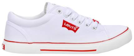Кеды Levi's Kids white 32 размер