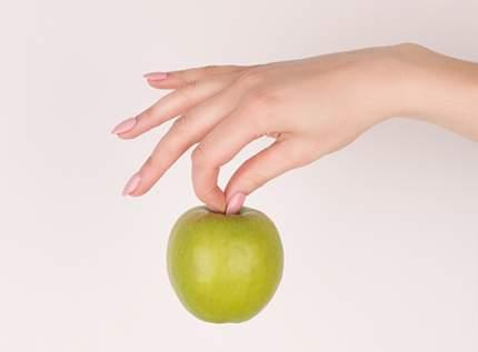 Масло для кутикулы Lianail с ароматом сочного яблока