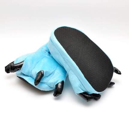 Тапочки детские Lilkrok Кигуруми голубые 31-38 размер